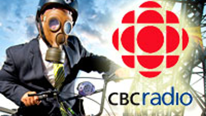 CBC radio interview about #MYPROTEST