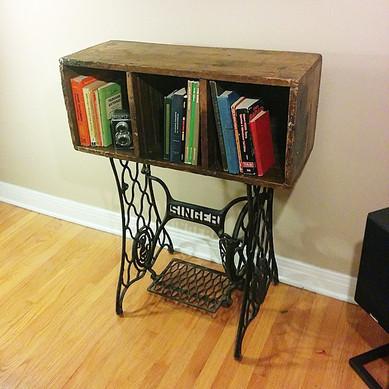Antique Hybrid Shelf 04