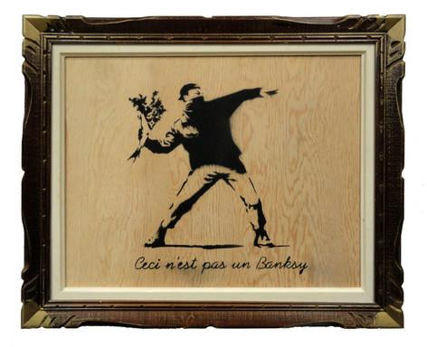 Ceci n'est pas un Banksy