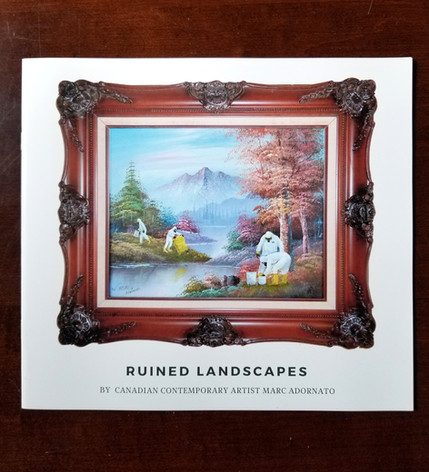 Ruined Landscapes catalogue