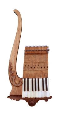 Antique Keyboard Instrument
