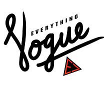 Everything Vogue Home Page  Logo