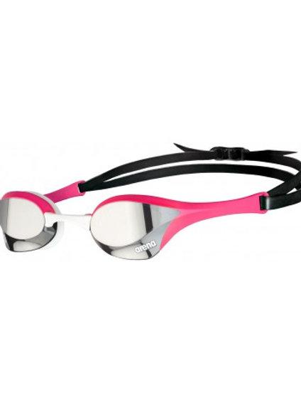 Arena Cobra Ultra Swipe Silver Pink