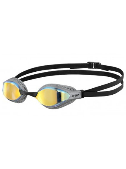 Arena Airspeed Mirror Yellow Silver