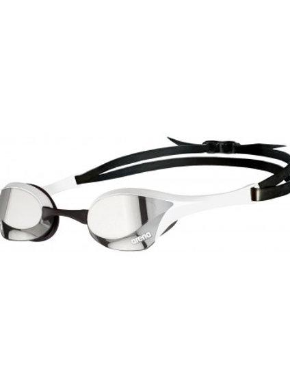 Arena Cobra Ultra Swipe Silver White