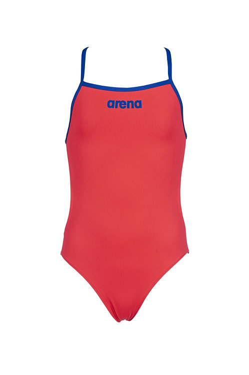 Arena Solid Lightech Jr - Red/Blue