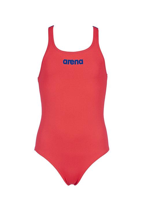 Arena Jr Solid Swim Pro - Red/Blue