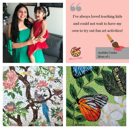 Piecing Together the Life of a Mother Mosaic Artist