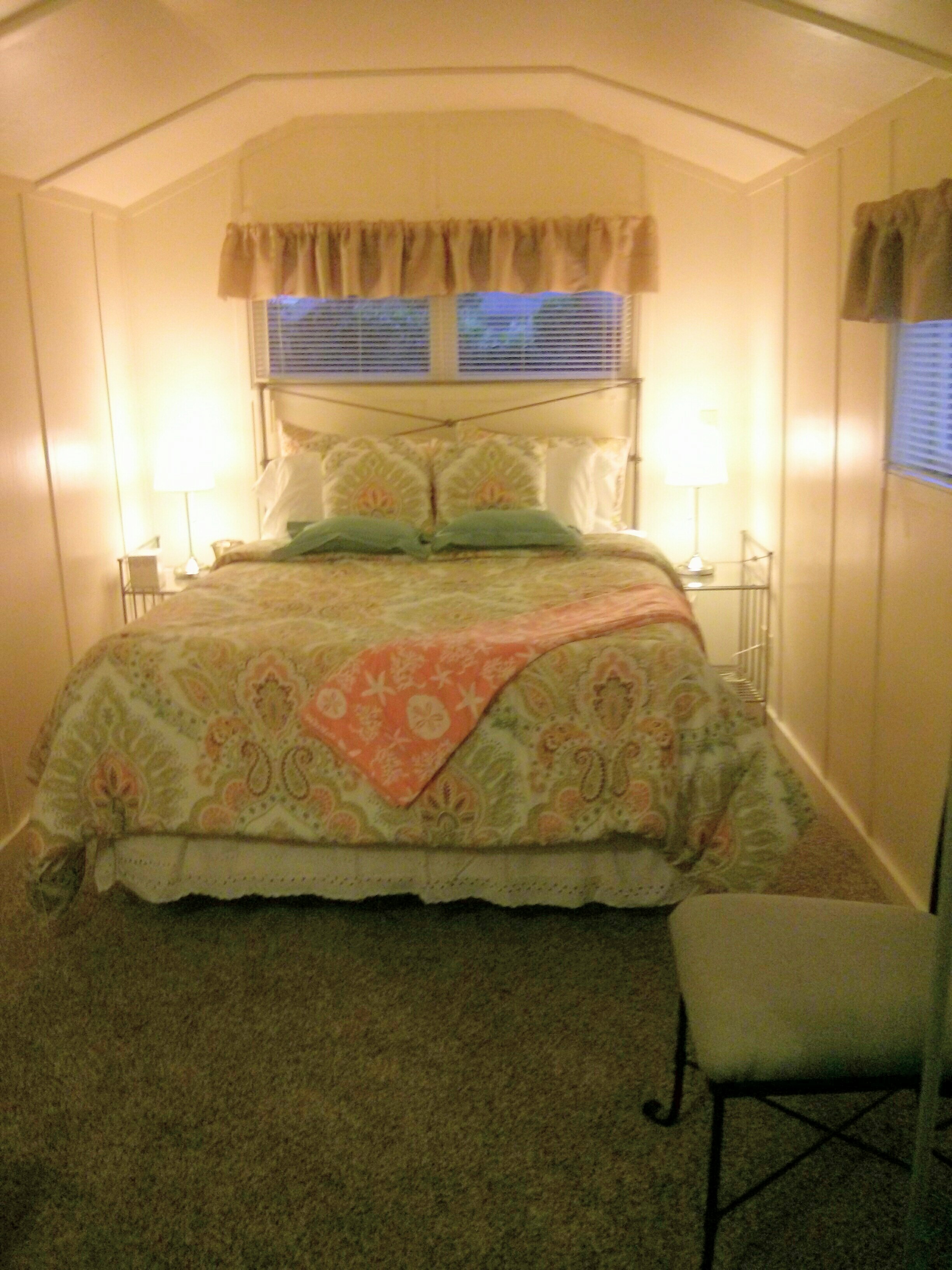 2nd Bedroom, Carriage House