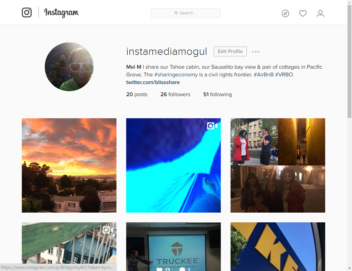 I'M ON INSTAGRAM AT @InstaMediaMogul