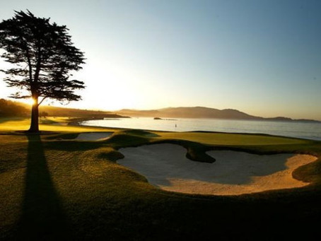 Monterey Peninsula, CA – A Golfing Pilgrimage You Have to Make