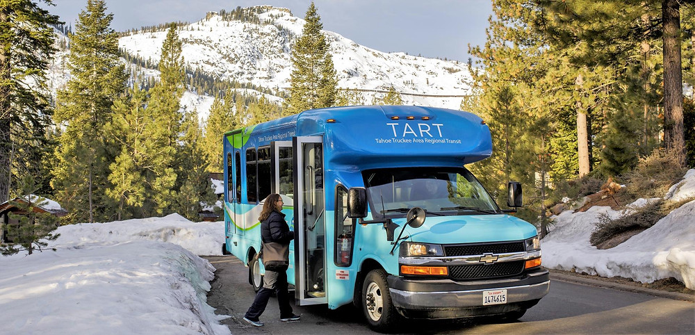 Truckee's Free Winter and Holiday Shuttle Service