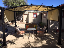 Courtyard, Pergola and Patio Dining