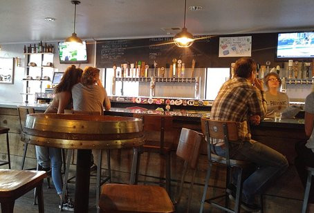Truckee's Awesome Brew Pub Scene