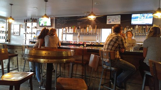 Mellow Fellow Brew Pub in Truckee, Close to Donner Bliss