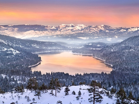Donner Lake, The Jewel of the Northern Sierras