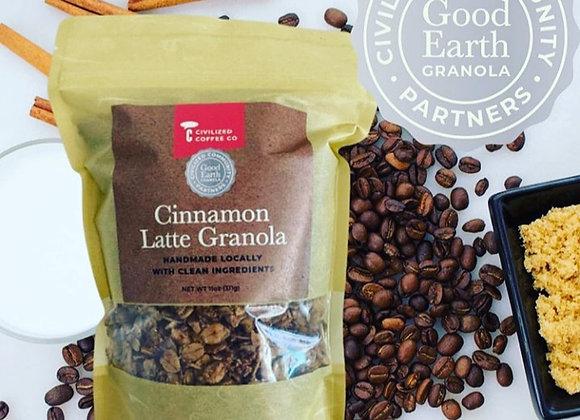 Cinnamon Latte Granola