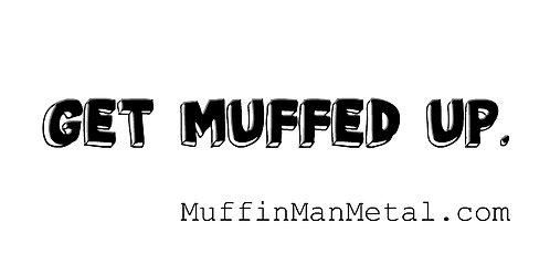 Muffed Up Bumper Sticker