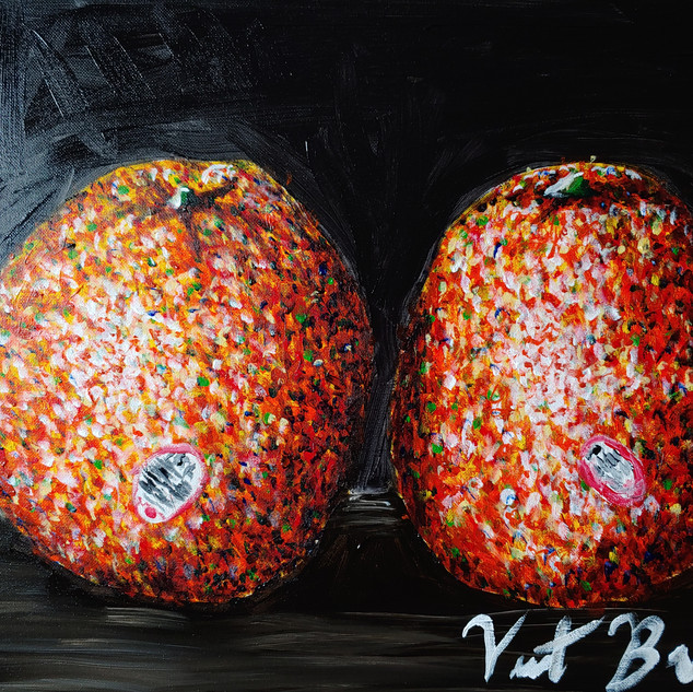 study #5 blood oranges