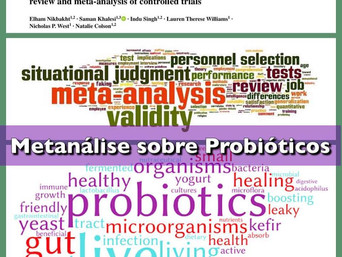 Probióticos e Microbioma