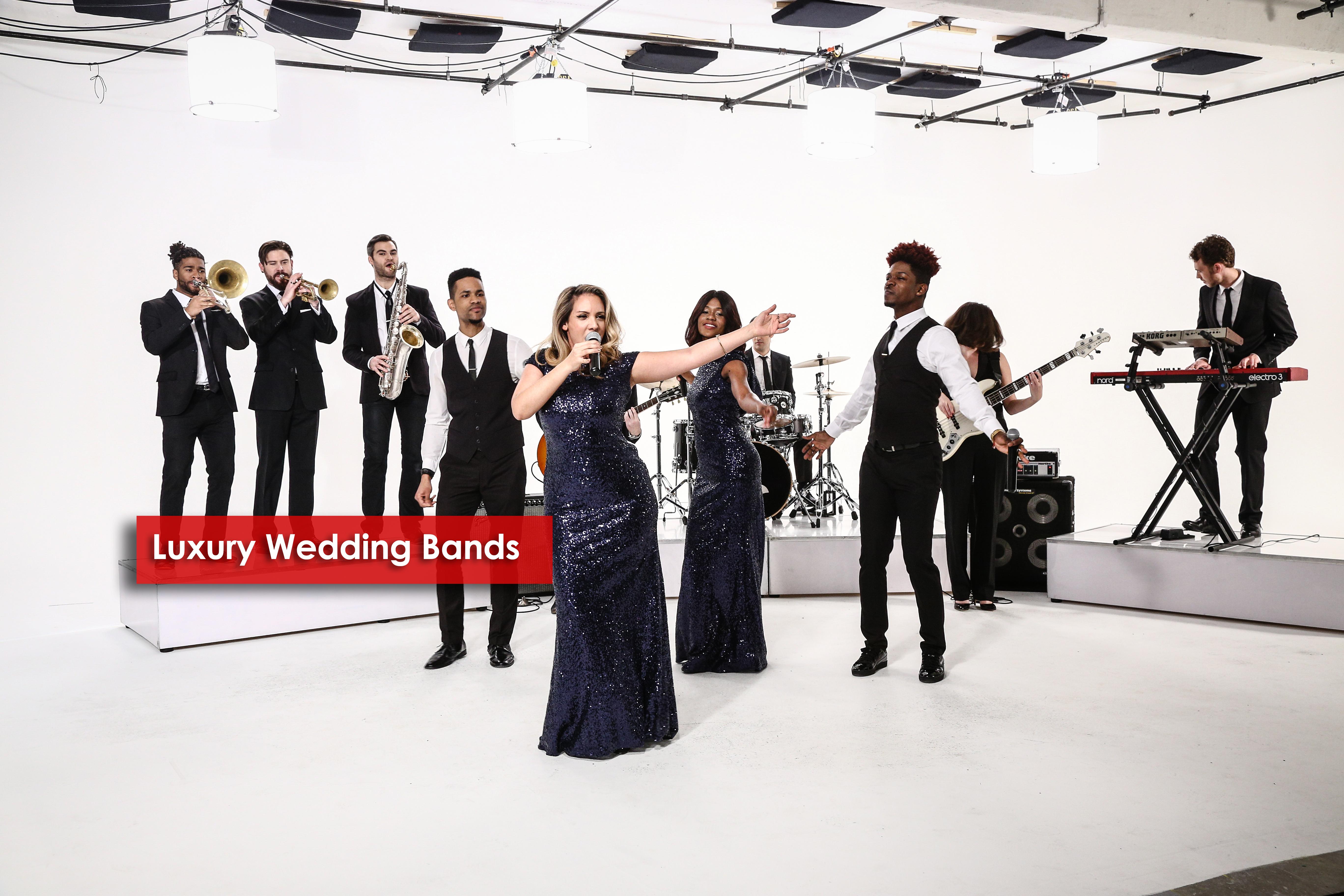 luxury wedding bands