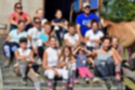 centre équestre équitation isère bourgoin montcarra saut d'obstacles