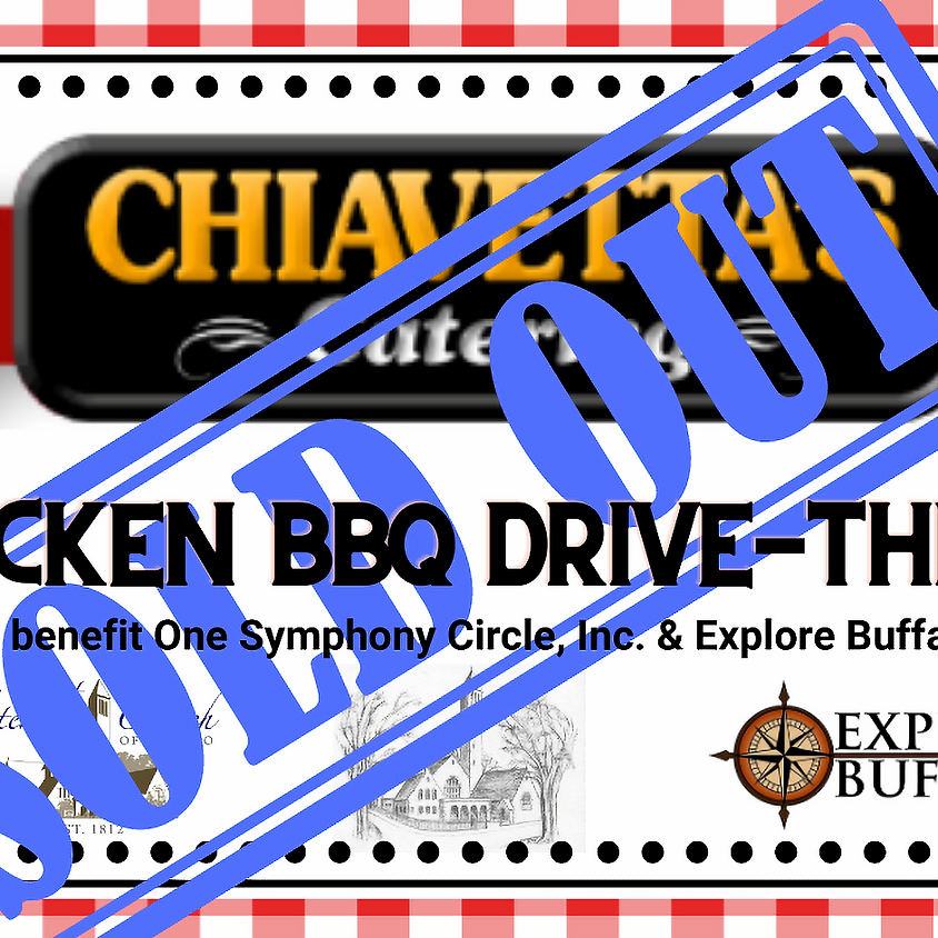 Chiavetta's Chicken BBQ - SOLD OUT