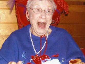 Obituary for Doris M. Hanson