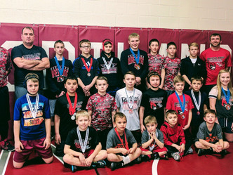 Portland Raider Wrestling Club Open Clinic