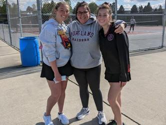 Portland Girls Tennis News