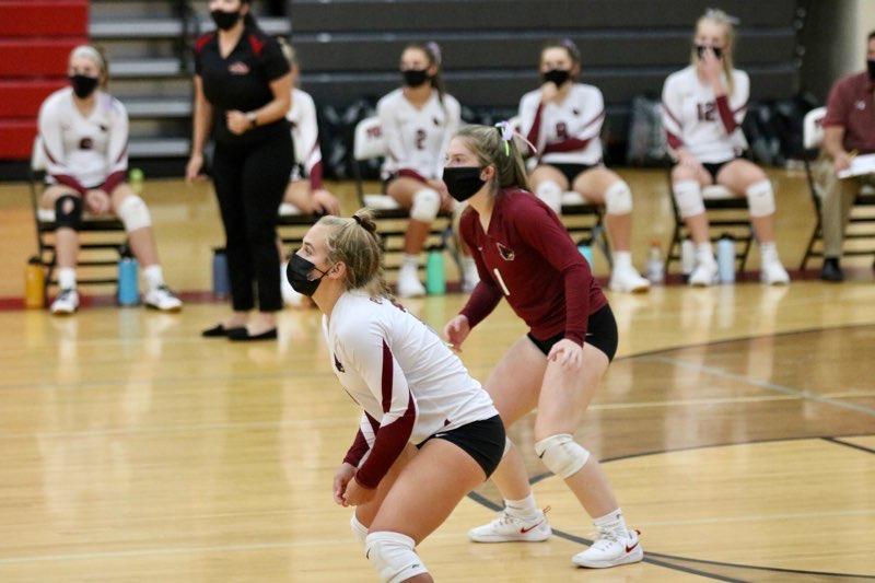 PHS Volleyball vs Fowlerville 091720- Gu