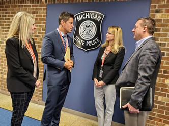 Gov. Whitmer reappoints Gorman to Michigan Citizen-Community Emergency Response Coordinating Council