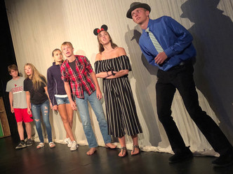 Summer Theatre Performances This Weekend