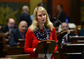 Rep. Calley supports plan to restore nursing home visitation