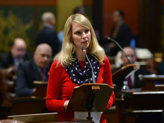 Rep. Calley continues work to improve state's COVID-19 response