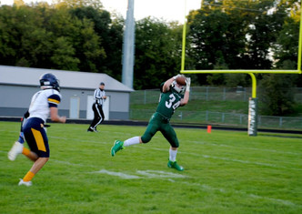 St. Patricks opens season with win over Webberville