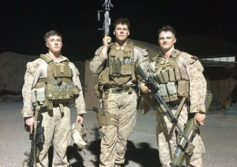 Benjamin Brothers of Portland to be Deployed