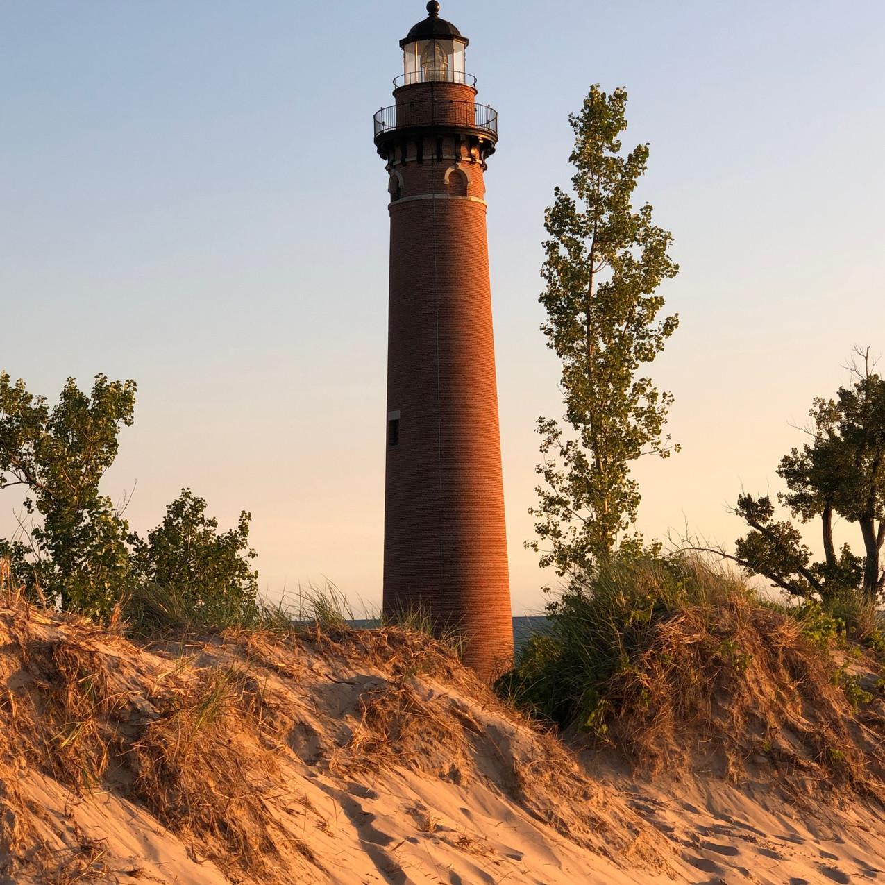 Little Sable Point Lighthouse 2_edited