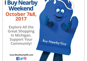 Buy Nearby Weekend Focuses on Promoting Local Retailers