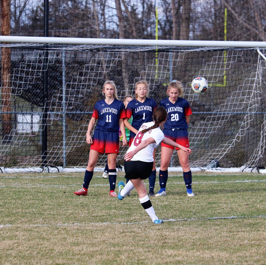PHS Girls Soccer vs Lakewood 3