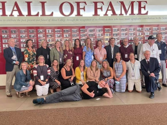 PHS Alum Inducted into Alma College Athletic Hall of Fame