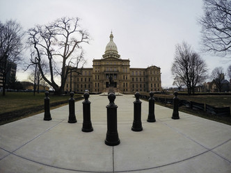 Historical Society to Host: The Michigan State Capitol-Construction, Evolution, Restoration and Rene