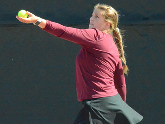 Kayla Weller Named May Student-Athlete of the Month