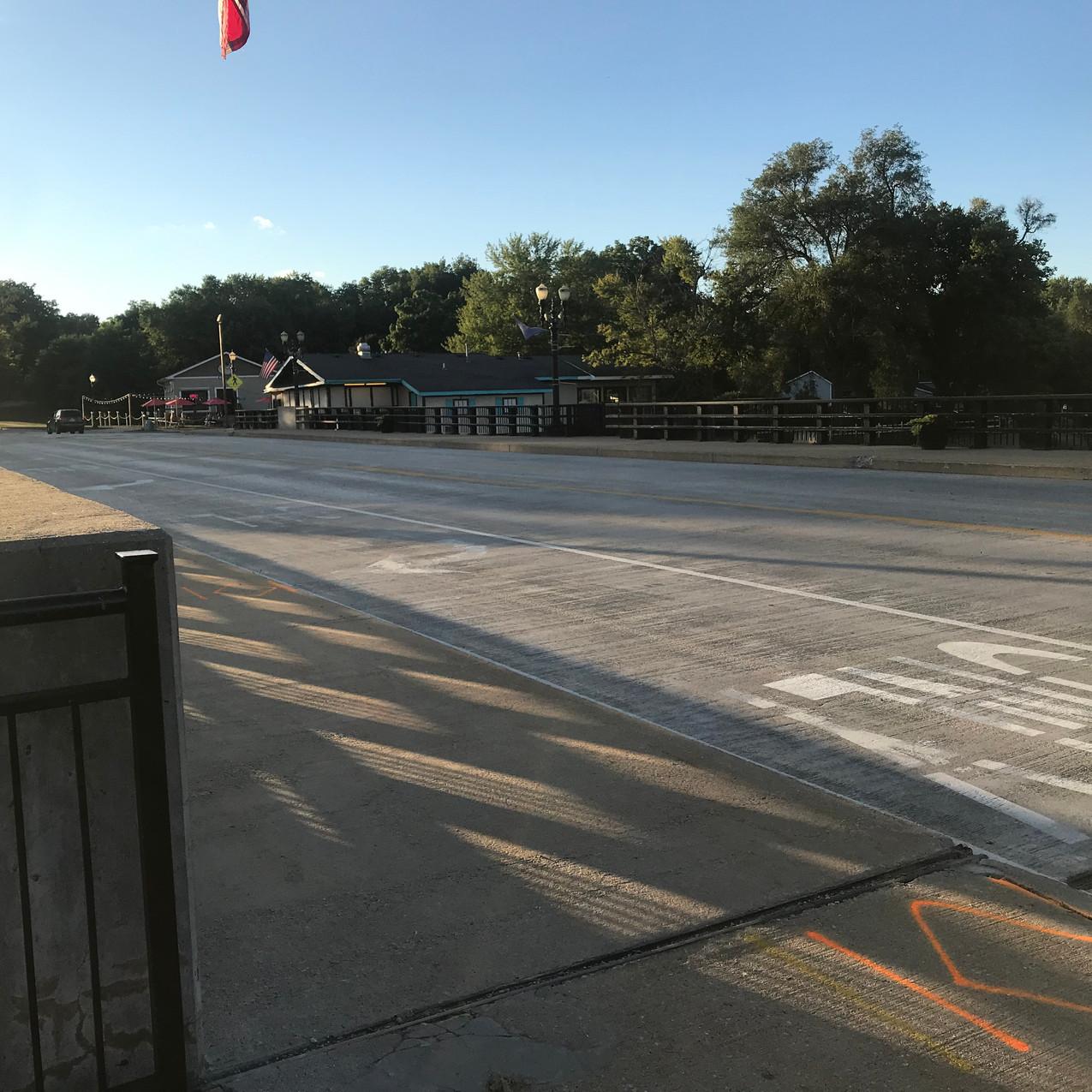 Grand River Bridge Project 1