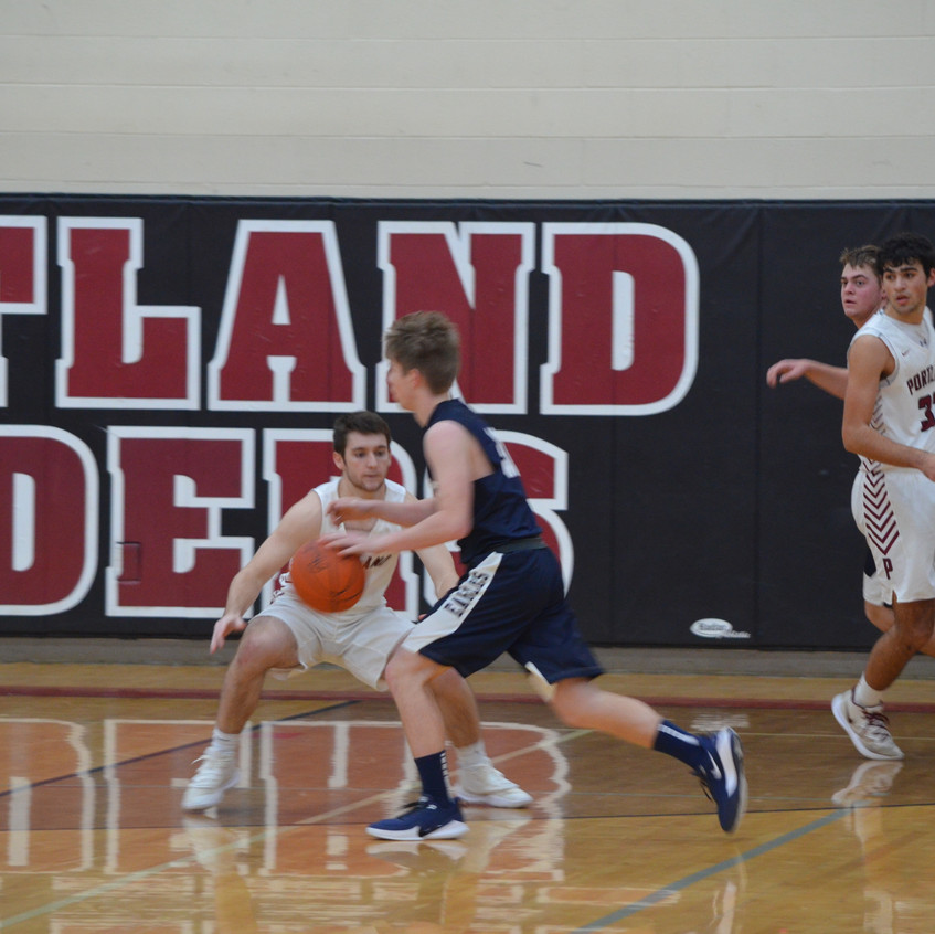 PHS Boys basketball vs Fowler 6