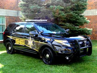 Heavy Police Presence in Sunset Ridge on Thursday