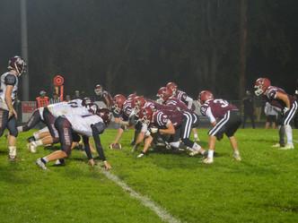 Raider Football earns Homecoming win over Eaton Rapids