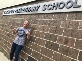 Meet Mrs. Manika, Oakwood Elementary's New Principal