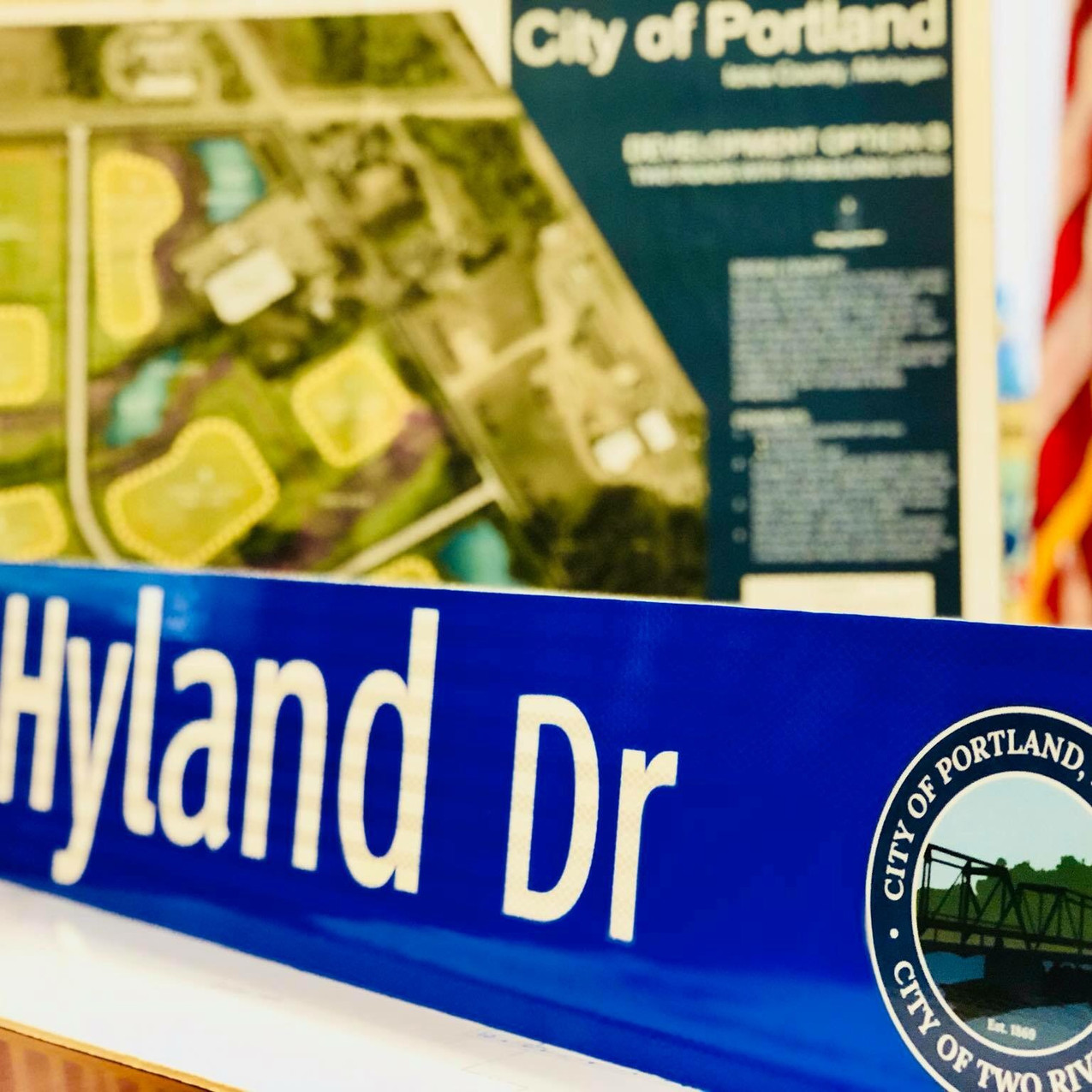 Hyland Drive
