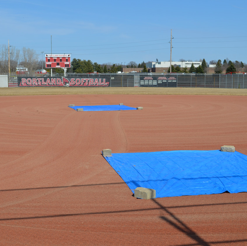 PHS Softball Field 3